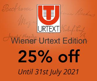 Wiener Urtext - 25% off