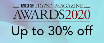 BBC Music Magazine Awards 2020 - up to 30% off