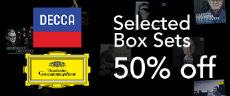 DG & Decca box sets - 50% off