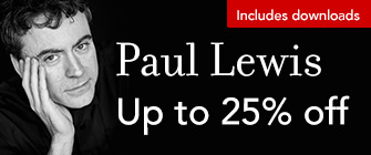 Paul Lewis - up to 25% off