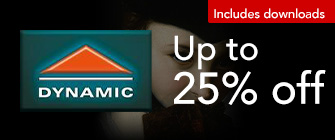 Dynamic - up to 25% off