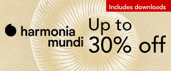Harmonia Mundi - up to 30% off
