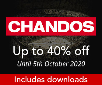 Chandos - up to 40% off