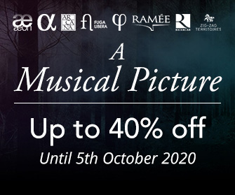 A Musical Picture - up to 40% off