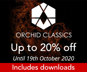 Orchid Classics - up to 20% off