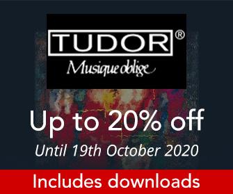 Tudor - up to 20% off