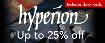Hyperion - up to 20% off