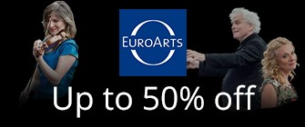 Euroarts - Up to 50% off Selected Titles