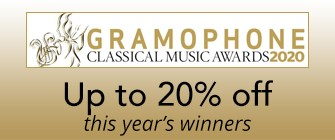 Gramophone Awards 2020 - Up to 20% off