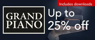 Grand Piano - Up to 25% off