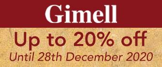 Gimell - 20% off
