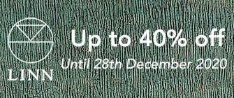 Linn - Up to 40% off