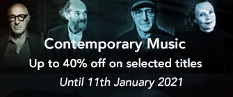 Contemporary Music - Up to 40% off