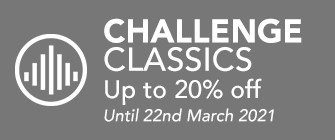 Challenge Classics - up to 20% off