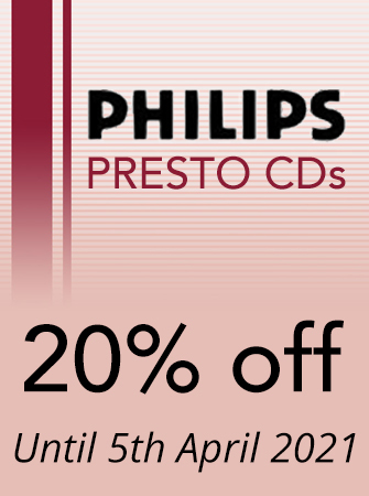 Philips Presto CDs