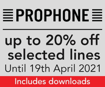 Prophone - Up to 20% selected lines