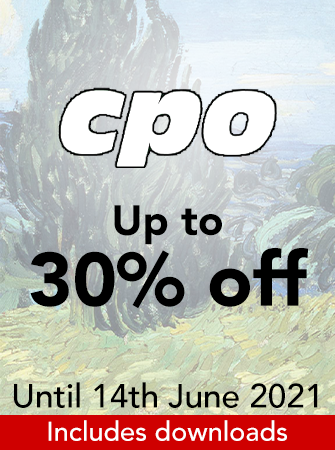 CPO - 	Up to 30% off