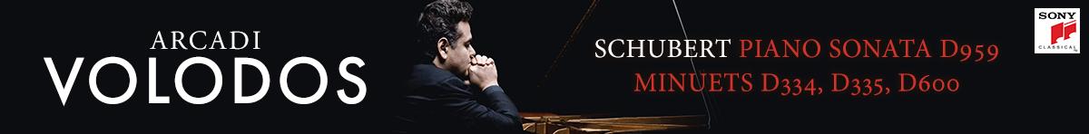 Arcadi Volodos - Schubert: Piano Sonata No. 20 & 3 Minuets