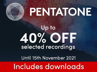PENTATONE - up to 40% off