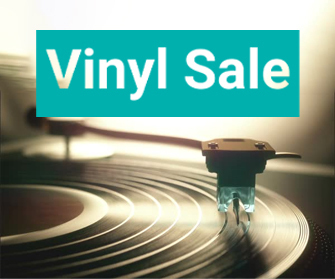 Vinyl - Up to 25% off selected titles
