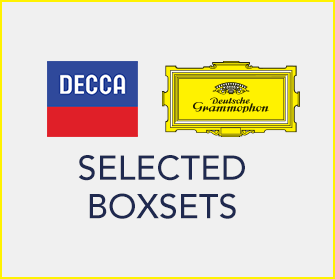Decca & DG boxsets - Up to 45% off selected lines