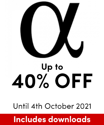 Alpha - Up to 40% off