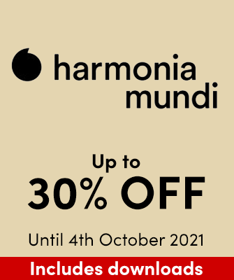 Harmonia Mundi - Up to 30% off