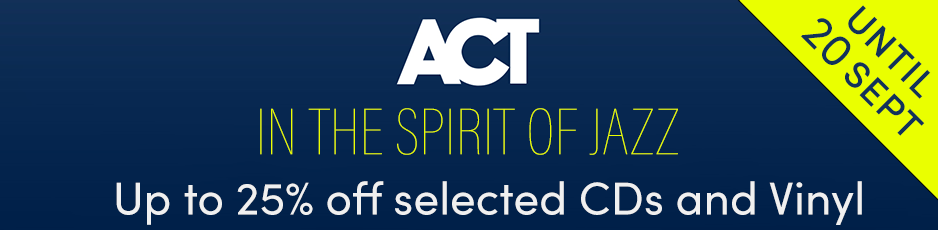 ACT - 20% off selected CDs and Vinyl
