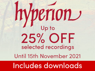 Hyperion - up to 25% off