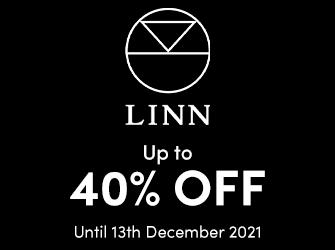 Linn - up to 40% off