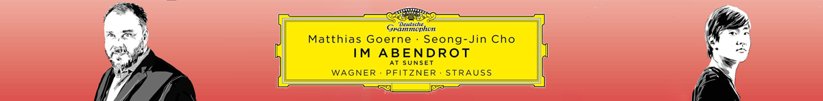 Im Abendrot: Songs By Wagner, Pfitzner, Strauss