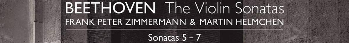 Beethoven: Violin Sonatas Vol. 2  Sonatas 5- 7