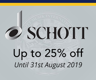 Schott - up to 25% off until 30th June 2018