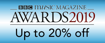BBC Music Magazine Awards 2019 - up to 20% off