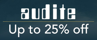Audite - up to 25% off