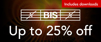 BIS - up to 25% off, including downloads