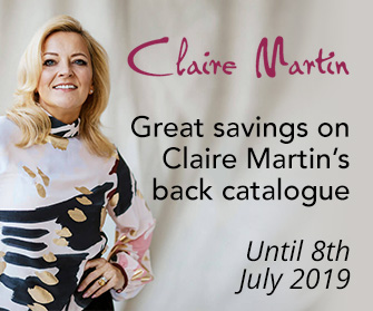 Claire Martin - great savings on back catalogue recordings