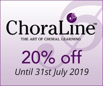 ChoraLine - 20% off