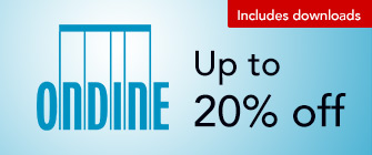 Ondine - up to 20% off