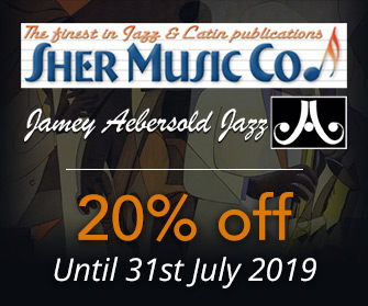 Sher Music & Jamey Aebersold Jazz Books - 20% off