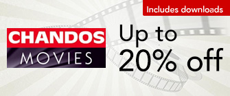 Chandos Movies - up to 20% off