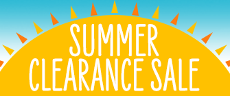 Summer Clearance Sale - up to 60% off