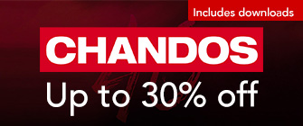 Chandos - up to 30% off