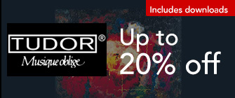 Tudor - up to 20% off