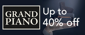Grand Piano - up to 40% off