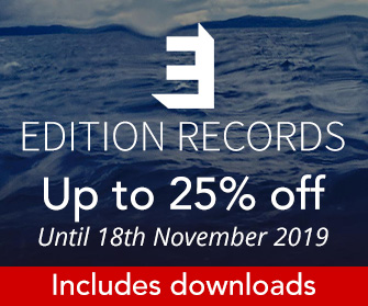 Edition Records - up to 25% off