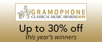 Gramophone Award Winners 2019 - up to 30% off