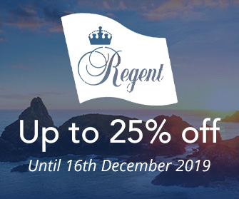 Regent - up to 25% off