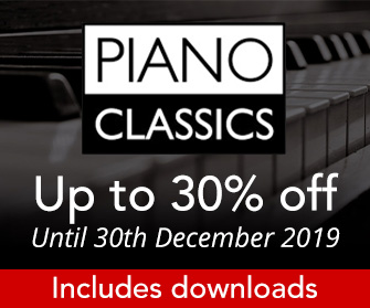 Piano Classics - up to 30% off