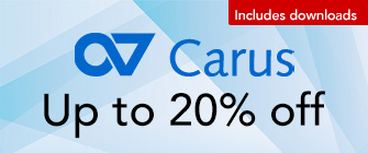 Carus - up to 20% off